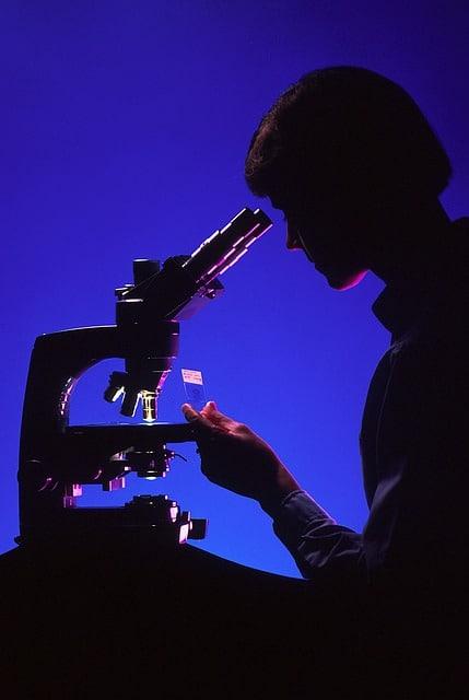 Children's Microscope Educational Device